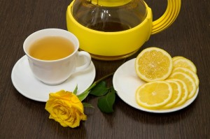 Gelber Tee: auf den Geschmack kommen