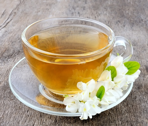 Чай с акации от чего