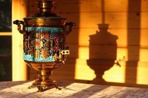 Samowar ist aus der russischen Teekultur nicht wegzudenken